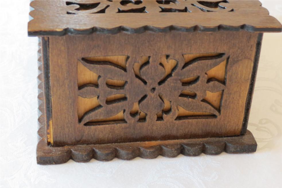 Schatullen aus Holz
